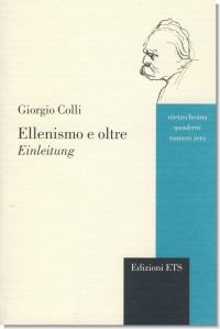 Ellenismo e oltre: Einleitung
