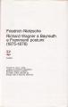 Copertina libro: Nietzsche, Richard Wagner a Bayreuth