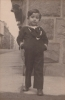 Giorgio Colli a 4 anni