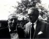 Luciano Foà con Giorgio Colli