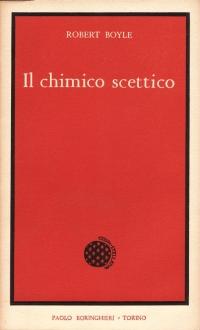 Copertina libro Il chimico scettico