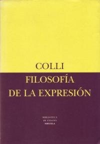 Filosofía de la expresión