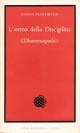 Copertina libro Canone Buddhistico. L'orma della disciplina (Dhammapada)